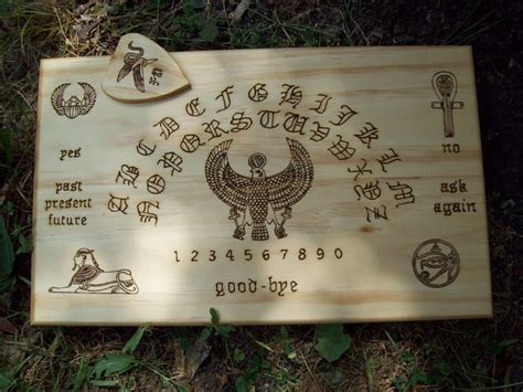 Handmade Ouija Boards - custom ouija board spirit boards