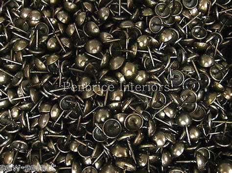 black upholstery nails 50 dark antique black upholstery nails craft tacks wood