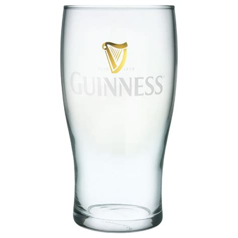 what is a pint glass guinness contemporary pint glass