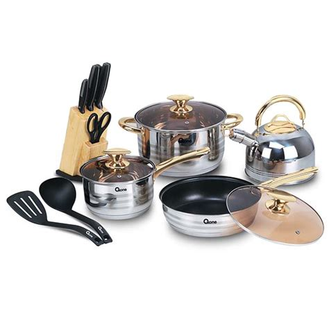 Limited Oxone Cookware Gold Ox 777 oxone indonesia
