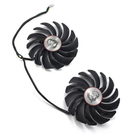 graphics card fan replacement msi graphics card fan replacements gpu fan replacement