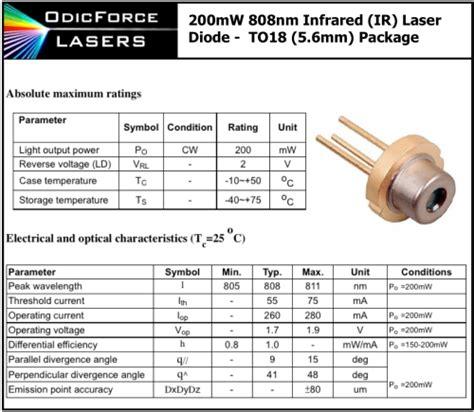 high power laser diode pdf laser diode module datasheet 28 images gmad1s0607 perkinelmer hybrid pulsed laser module