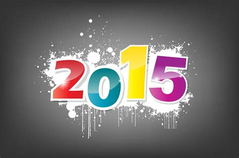 new year 2015 is year of the 2015