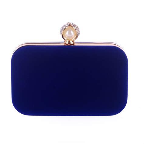 Clutch Cnk Evening Clutch aliexpress buy velvet clutch pearl evening bags velour wedding