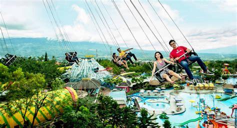 wisata jatim park  batu  wajib dikunjungi