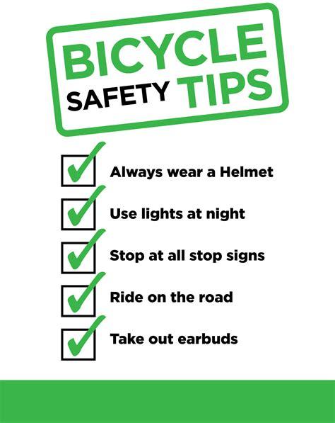 biker safety page title