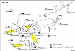Nissan Titan Exhaust System Diagram 2004 Titan Accelerator I Here This Buzzing Vibration