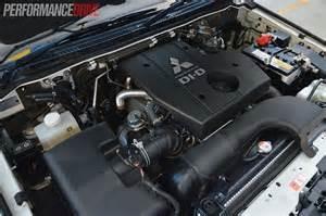 Mitsubishi Pajero Engine 2014 Mitsubishi Pajero Exceed 3 2 Engine