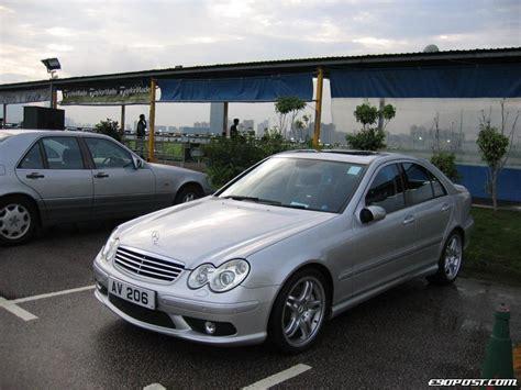 cntlaw's 2005 Mercedes Benz C55 AMG (W203)   BIMMERPOST Garage