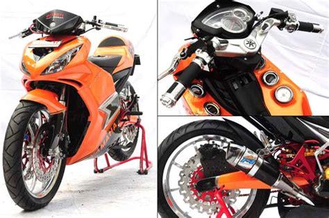 Modification Artinya by Yamaha Jupiter Mx 135lc Warna Sesuai Nama Ams Quot Arya