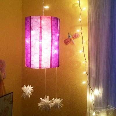 Diy Hanging Ls For Bedroom by Hanging Pendant Light Diy Bedroom Decor Favecrafts