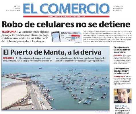 noticias en ecuador el comercio de ecuador ecuador noticias noticias de