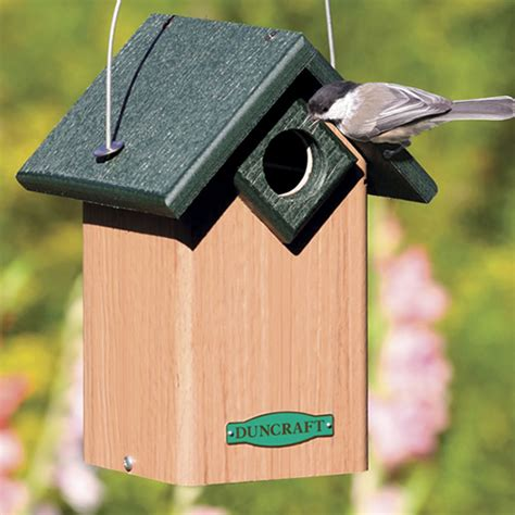 duncraft com duncraft 3104 eco friendly recycled bird house