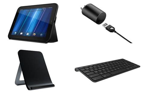 Aksesories Hp hp touchpad accessory pricing announced
