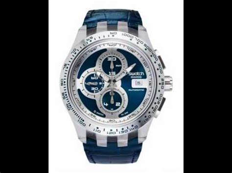 Swatch Seri Aotomatic swatch irony automatik chrono serie right track