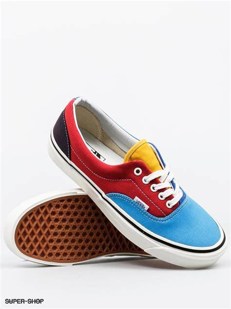 multi colored vans vans shoes era 95 reissue 50th stv multi color