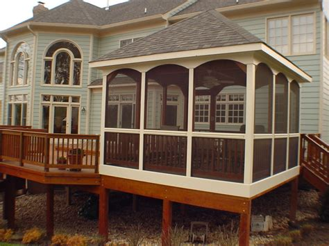 Four Sided Roof Four Sided Hip Roof Traditional Exterior Dc Metro