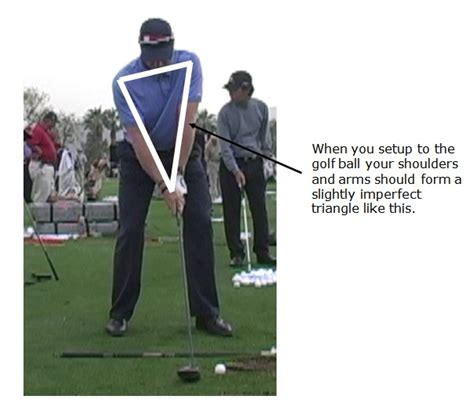 triangle golf swing how to improve my golf drive part 2 golf gear for seniors