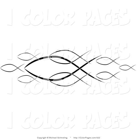 christian fish coloring page free christian fish symbol coloring pages