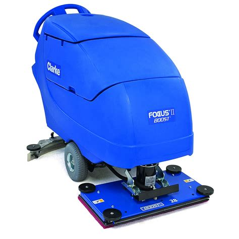 Clarke Floor Scrubber by Battery Operated Automatic Floor Scrubber Clarke Focus