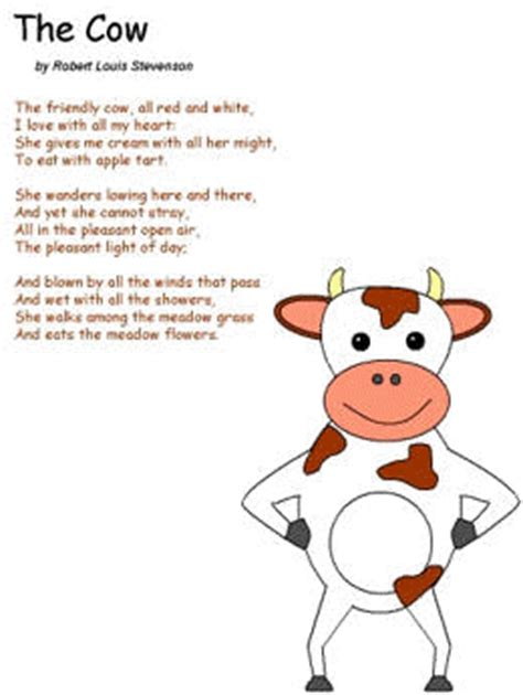 Toilet Paper Funny by The Cow By Robert Louis Stevenson