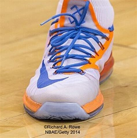 nike kd 6 elite quot home quot sneakernews