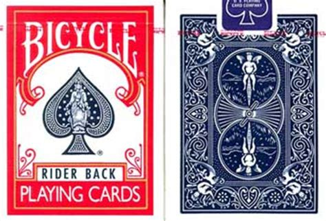 bicycle card box template luminous deck marked cards marked cards to