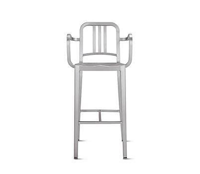 emeco counter stool design within reach emeco stool seat pad design within reach