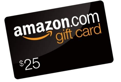Amazon Gift Card 25 - free 25 00 amazon gift card gift cards listia com auctions for free stuff