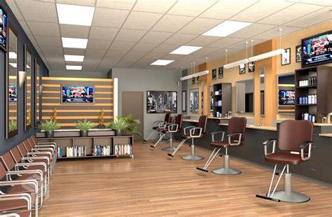 one source beauty professional spa salon barber interior barbershop design ideas hair salon interior