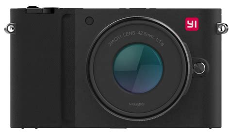 format video xiaomi yi xiaomi yi m1 mirrorless camera features a 20mp sony sensor