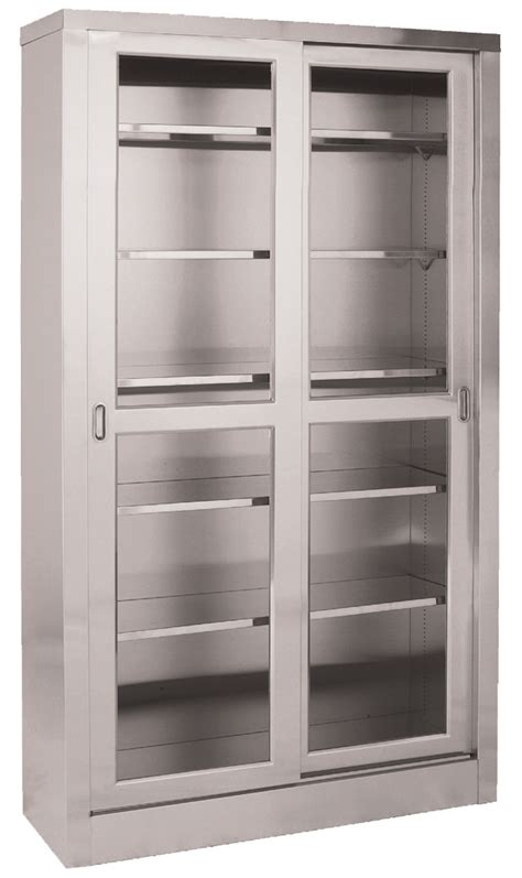 Storage Cabinet With Glass Doors Storage Cabinet With Glass Doors Homesfeed
