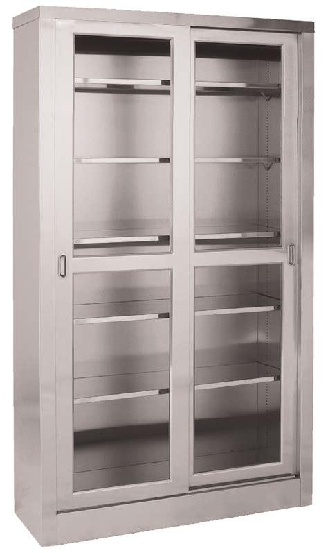 Storage Cabinet with Glass Doors   HomesFeed