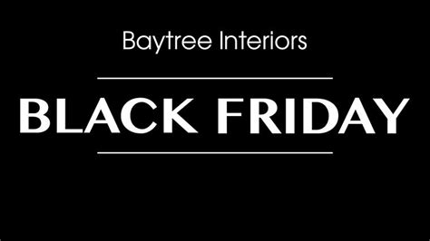 Black Friday Home Decor Black Friday
