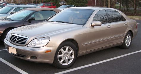 Mercedes S430 by File Mercedes S430 W220 Jpg