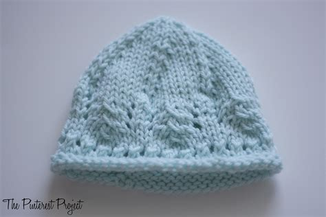 how do you end a knitting project some knit baby hats the project