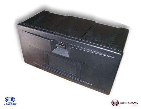 plastic truck tool box jonesco 1mtr plastic truck tool box storage trailer truck side locker hgv ebay