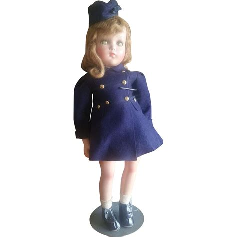 r b composition doll vintage w a v e s 22 quot composition r b doll from your