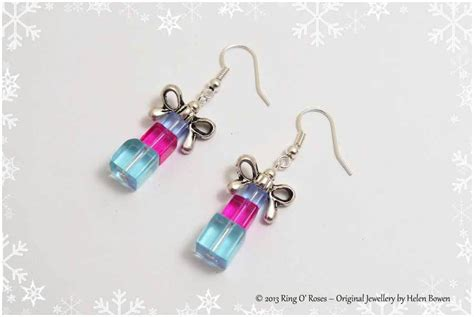 Bead Your Own Sassy Earrings Or Someone Do It For You Either Way Its Your Choice At Designer Fashiontribes Fashion by A Pocketful Of Posies Make Your Own Earrings