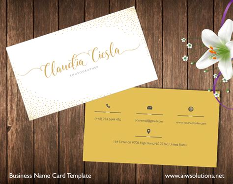 template for business name card business name card template 28 images premade business