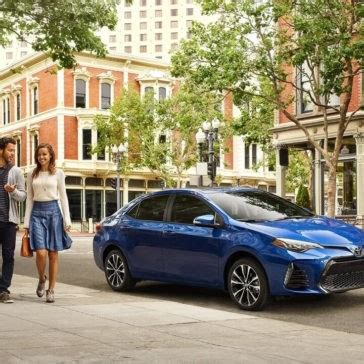 2018 toyota corolla | specifications and info | toyota