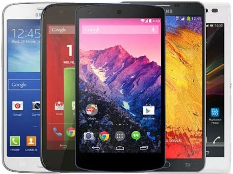 2015 android phones best smartphones 2014 2015 top 10 android phones