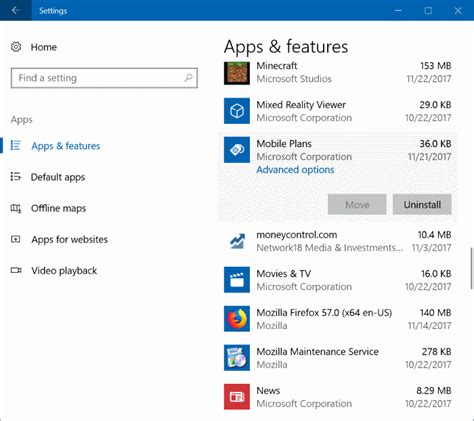 how to unblock apps on windows 10 how to uninstall mobile plans app from windows 10