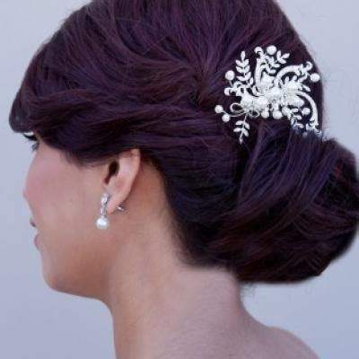Vintage Bridal Hair 2013 by Vintage Bridal Hairstyles Arabia Weddings
