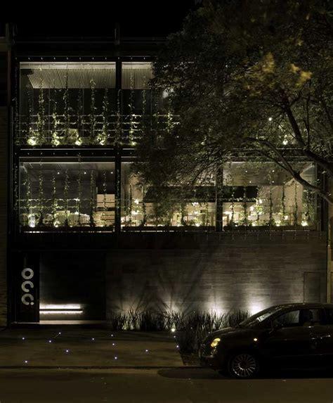 design house polanco oca restaurant mexico polanco building e architect