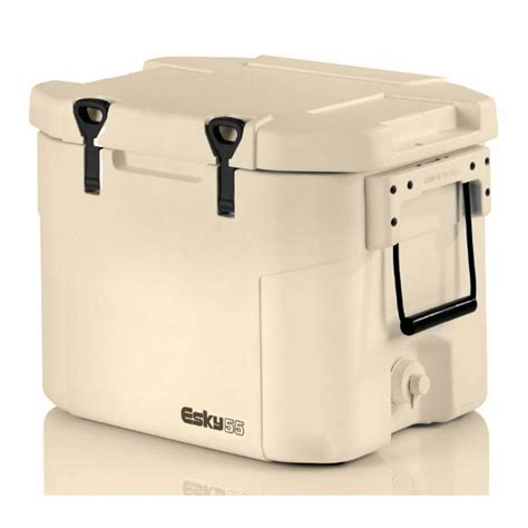 Cooler Box Marina 55 Liter coleman 300003046 esky marine 55 quart cooler khaki