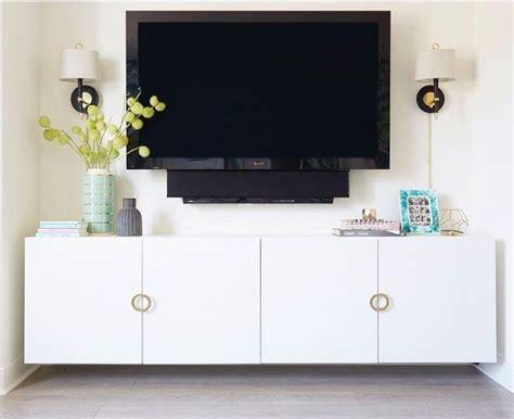 floating tv cabinet ikea best 25 floating tv console ideas on floating