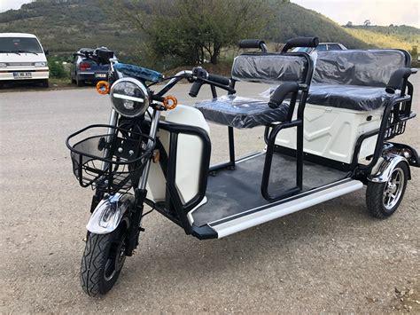 elektirikli  tekerlekli  kisilik motosiklet ister kiraya