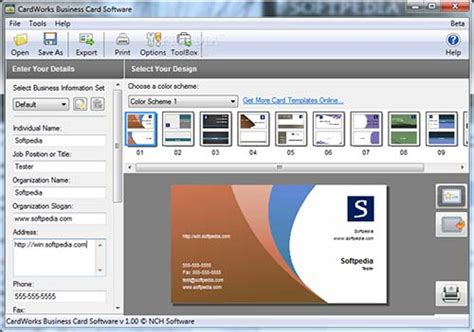 make visiting card software โปรแกรมทำนามบ ตร 5 อ นด บ 20015 ส ดไฉไล ใครๆก ทำได สไตล
