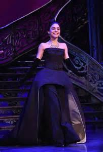 Gigi Broadway Vanessa Hudgens | vanessa hudgens gigi broadway opening night in nyc